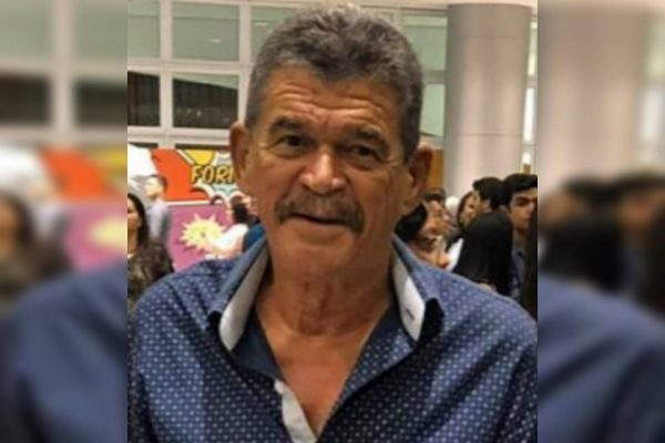 Paulo Germano Teixeira de Carvalho, auditor assassinado na Paraíba em 2019