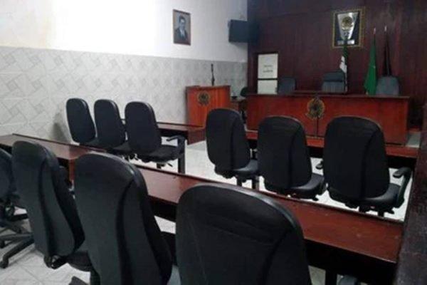 Câmara de Vereadores de Santa Rita, na Paraíba