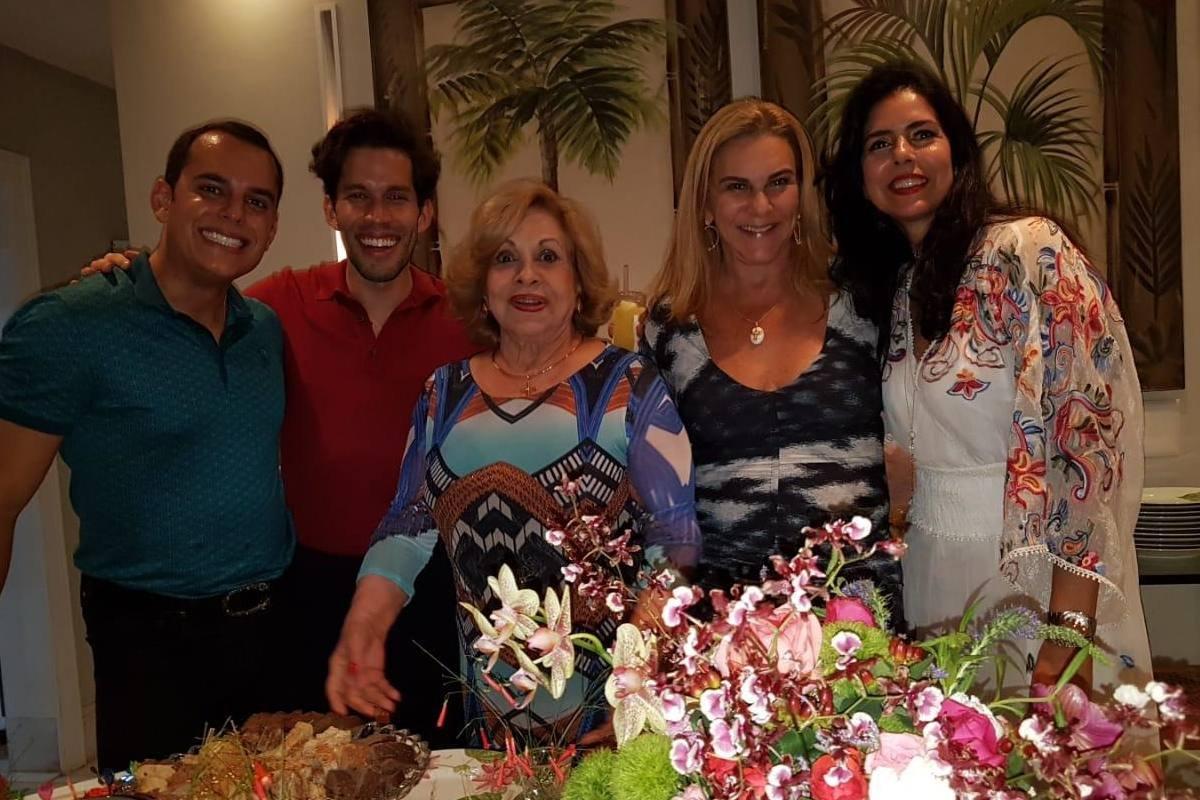 Aniversário Sonia Gontijo