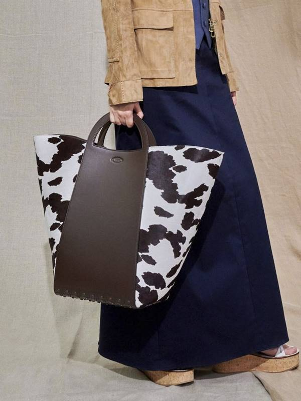 Tods - tote oversized