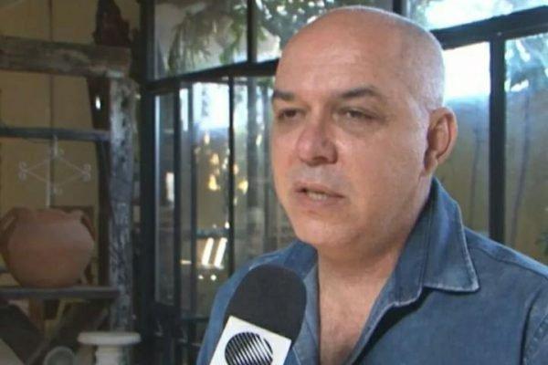 Secretário Municipal de Cultura e Turismo, Alexandre Vieira Ribeiro, encontrado sem vida na manhã deste sábado (17/10)