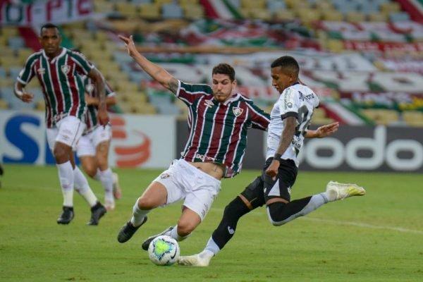 Fluminense empata com o Ceará