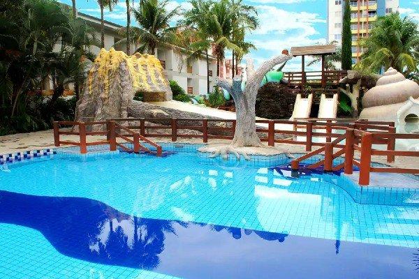 Duas diárias no Prive Thermas Hotel, em Caldas Novas (GO)