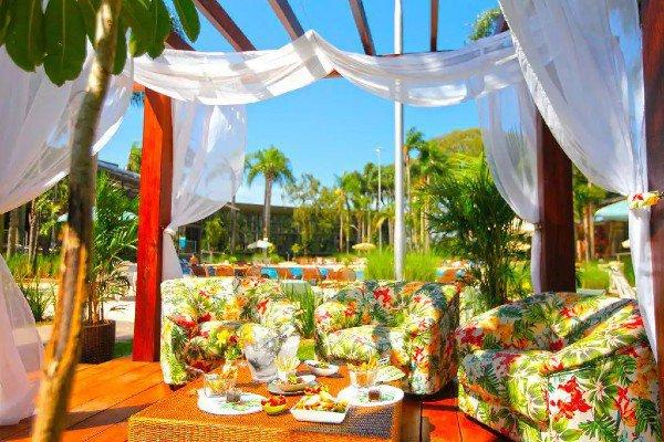 Duas diárias no Vivaz Cataratas Hotel Resort, em Foz do Iguaçu (PR)