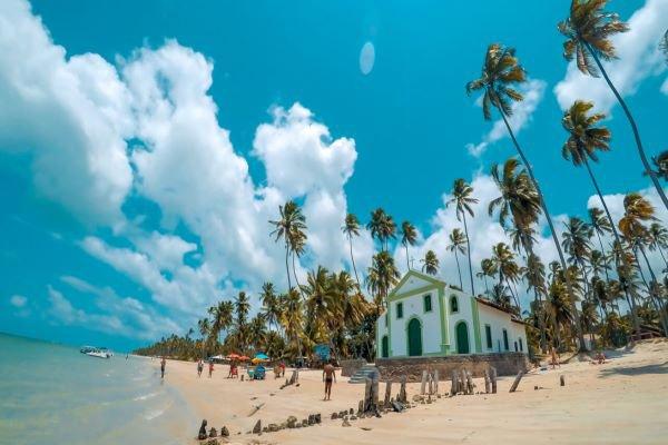 Pacote Praia dos Carneiro - 2021