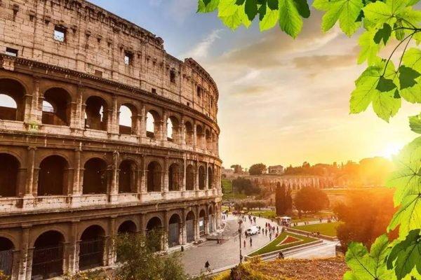 Pacote para Roma