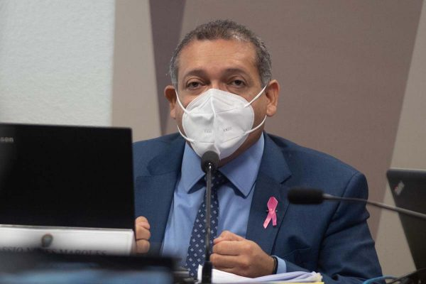 Sabatina de Kassio Nunes Marques indicado a vaga ao STF1