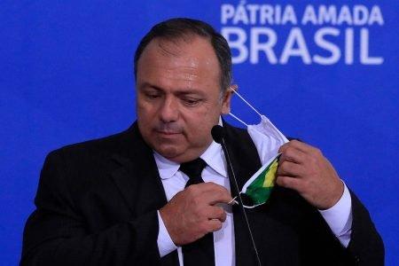 Ministro da Saude General Eduardo Pazuello