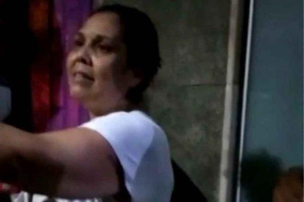 Mulher ofende rapaz na Lapa