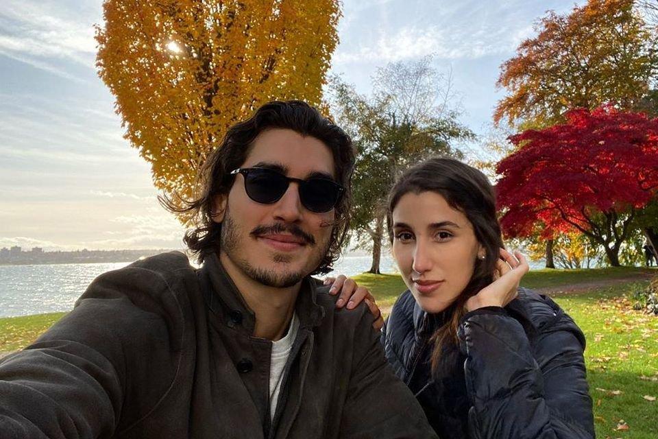 Henrique e Fernanda Gonzaga