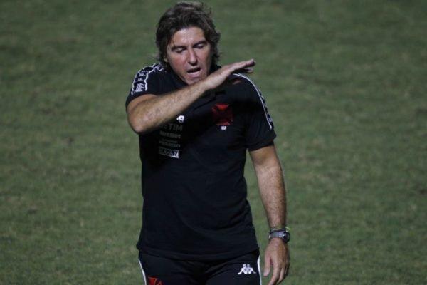 Ricardo Sá Pinto, novo treinador do Vasco