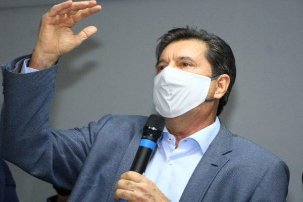 Candidato à prefeitura de Goiânia Maguito Vilela