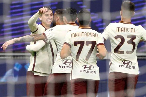 Roma busca empate contra o Milan