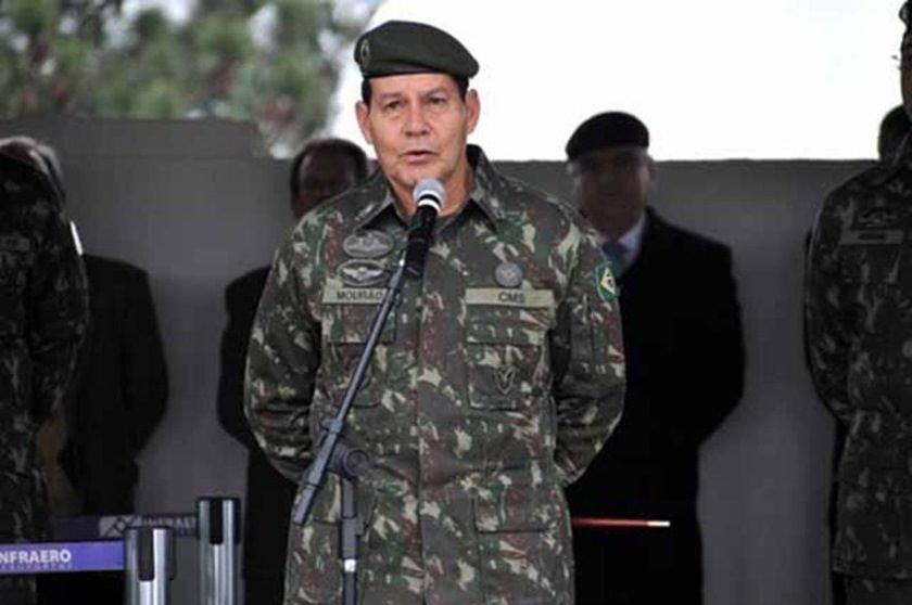 EXÉRCITO BRASILEIRO/DIVULGAÇÃO