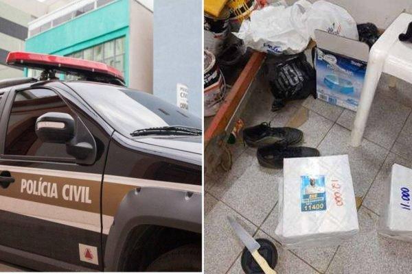 Vereador de Varginha usava buraco no teto para 'espionar' jovens nuas