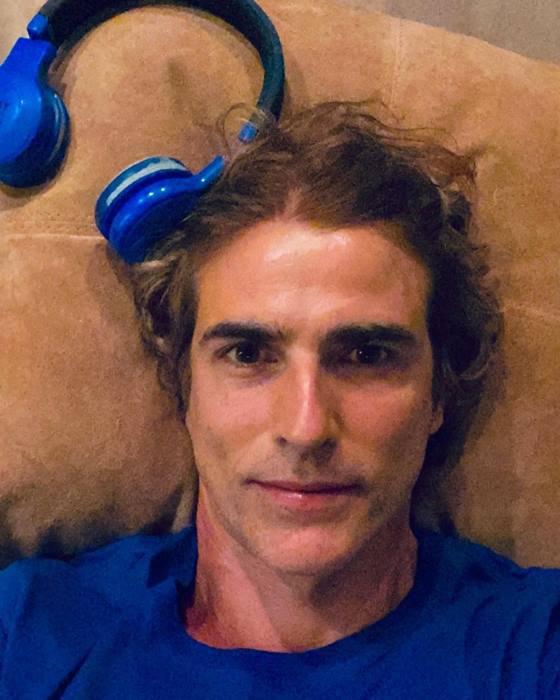 reynaldo gianecchini pintou os cabelos