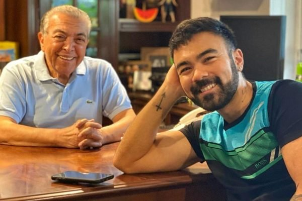 Maurício de Sousa e Mauro de Sousa