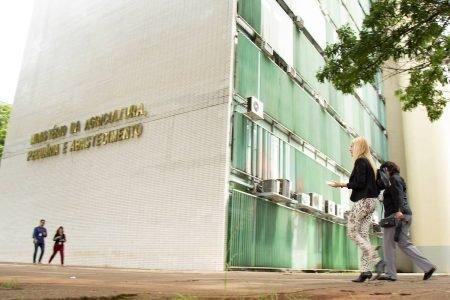 fachada do Ministério da Economia