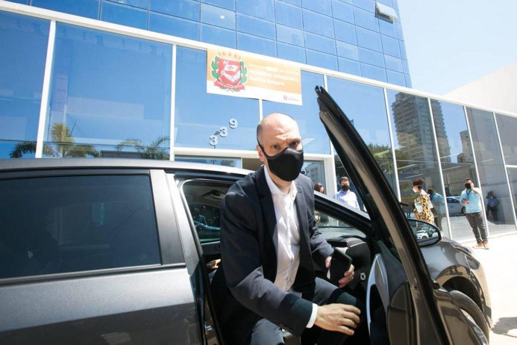 Bruno Covas, prefeito de São Paulo e candidato à reeleição