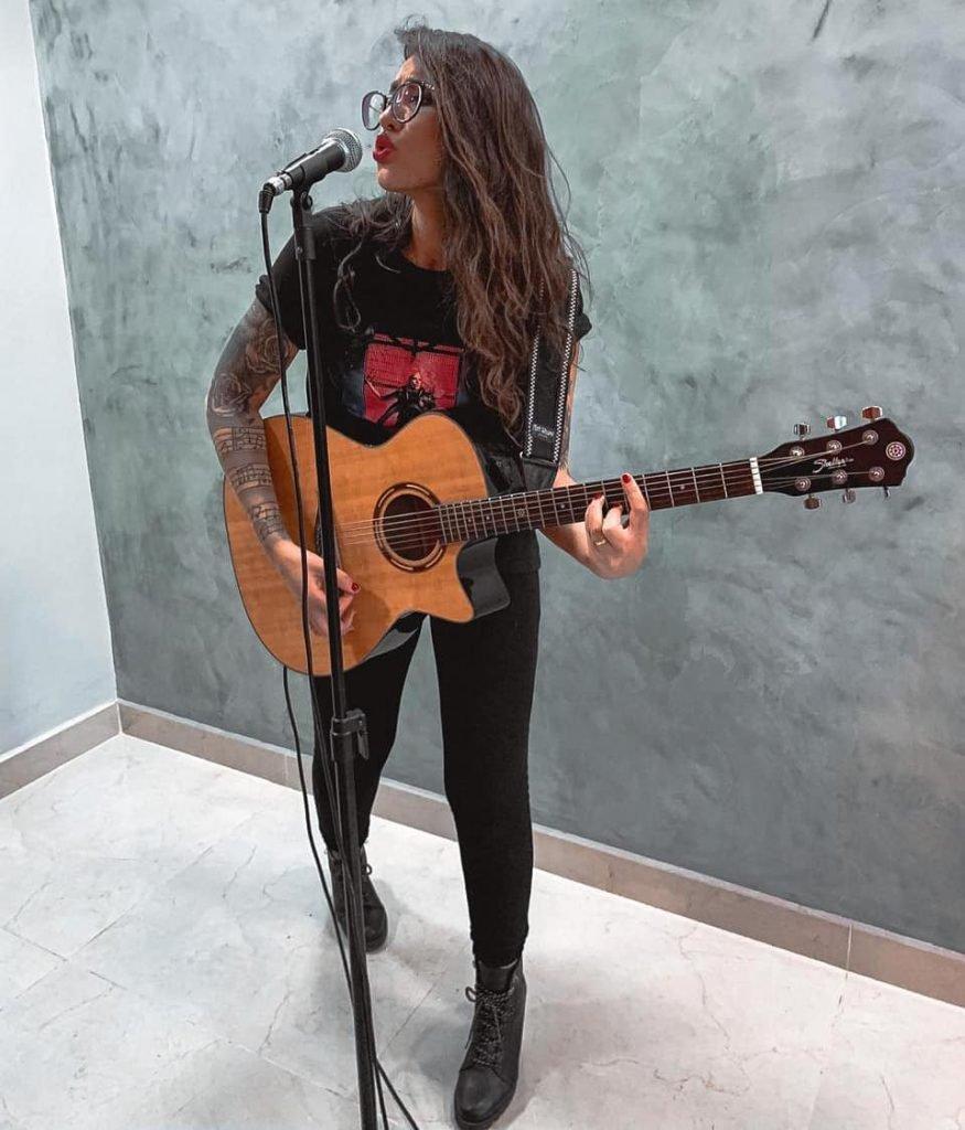 Leylane Carla The Voice Brasil