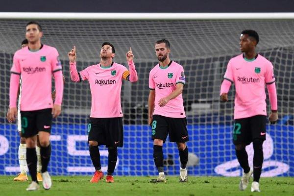 Barcelona vence a Juventus