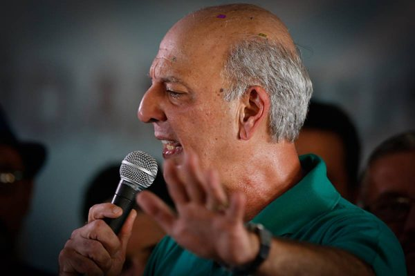 Ex-governador do DF, José Roberto Arruda