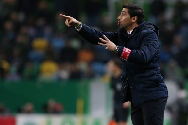 Treinador Abel Ferreira