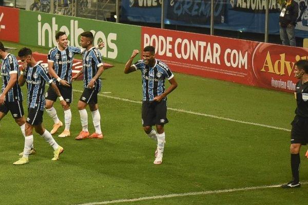 Grêmio vence o Juventude