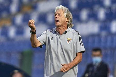 Jorge Jesus Benfica