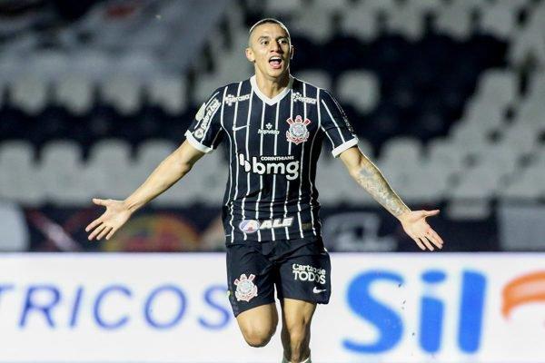 Gustavo Mantuan Corinthians