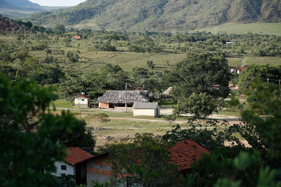 Povoado Kalunga, em Cavalcante