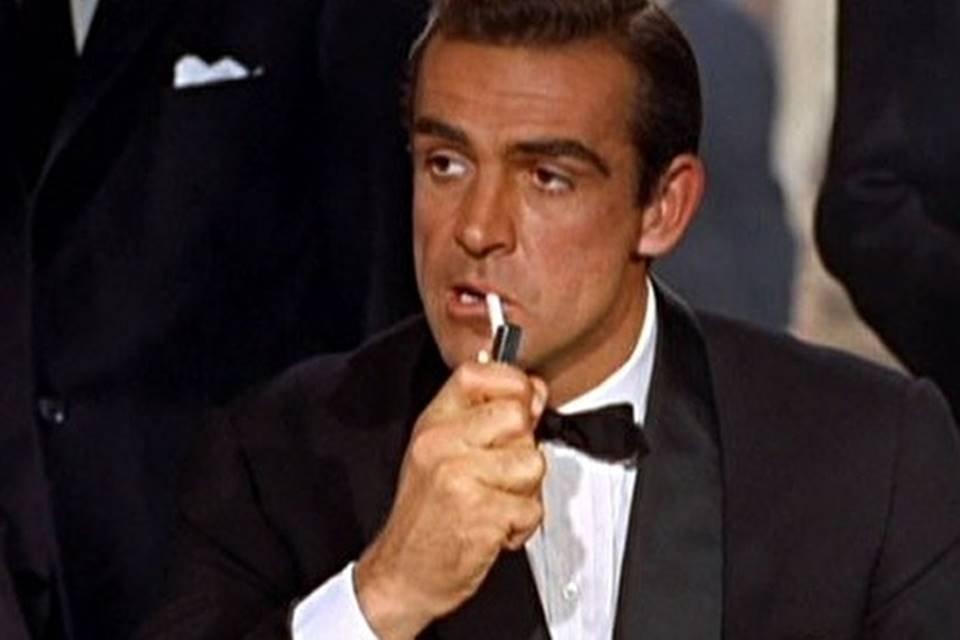 Sean Connery na pele de 007