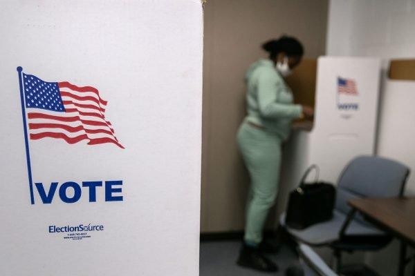 Votação eleições no Estados Unidos - Eua