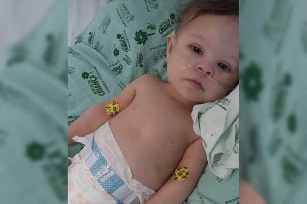 Mesmo com decisão judicial, bebê não consegue cirurgia cardíaca no DF