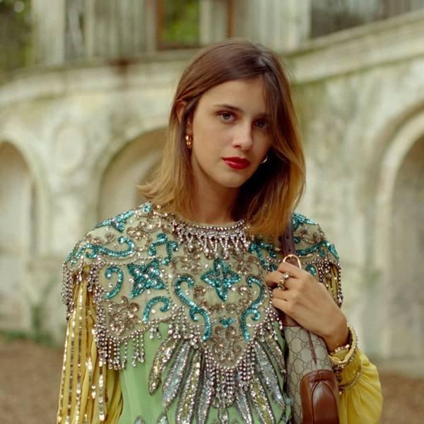 Trecho de curta-metragem da Gucci, dirigido por Benedetta Porcaroli