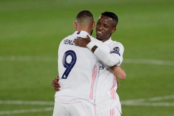 Real Madrid vence na Champions League