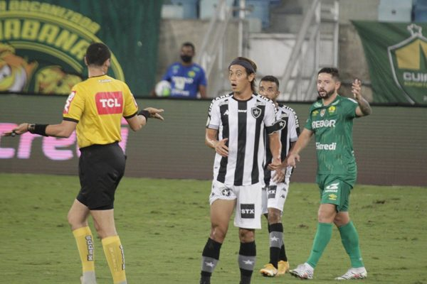 Botafogo x Cuiabá