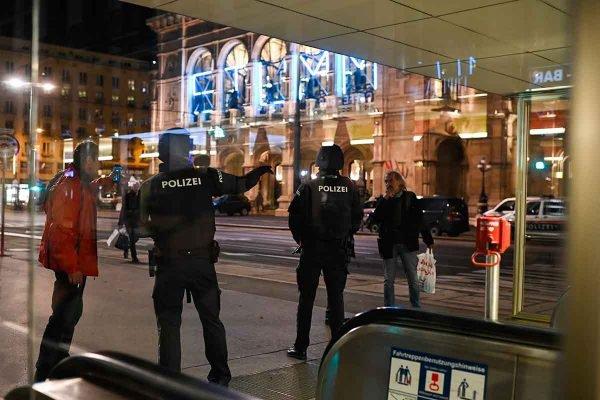 Ataque em Viena - 2 de novembro 2020