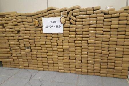 100kg de maconha apreendidos pela PRF no DF