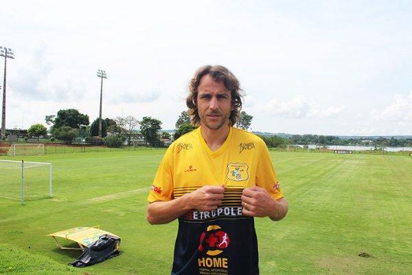 Zotti, nova contratação do Brasiliense