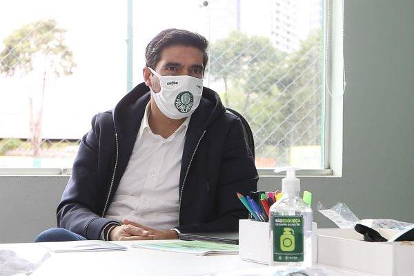 Abel Ferreira, novo técnico do Palmeiras