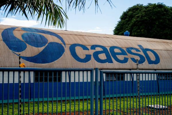 fachada caesb