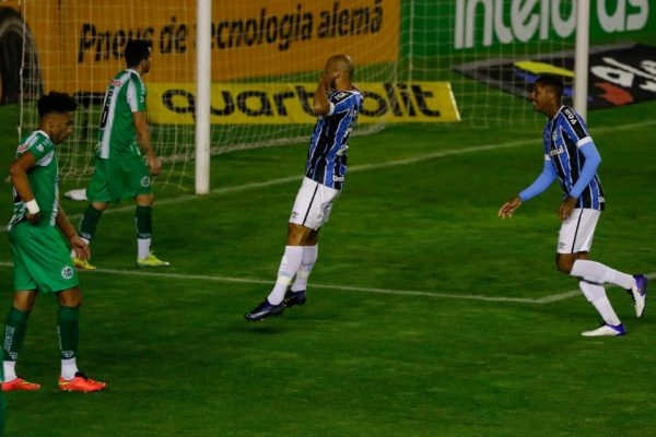 Grêmio avança na Copa do Brasil