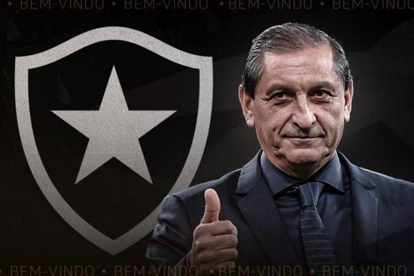 Ramón Díaz anunciado como novo técnico do Botafogo