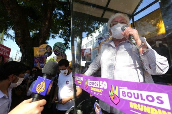 agenda boulos e erundina candidato eleicoes sp 20201