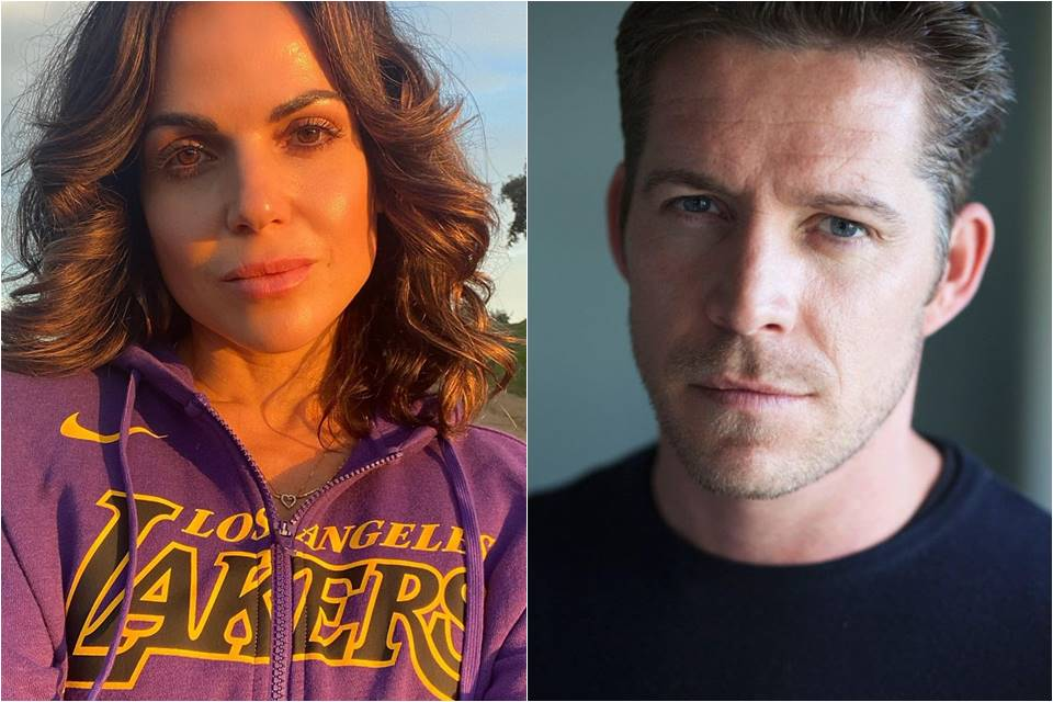 Ccxp Worlds Trara Lana Parrilla E Sean Maguire De Once Upon A Time She is probably best known thanks to her role of the evil queen/regina mills in the abc fantasy series once upon a time. lana parrilla e sean maguire