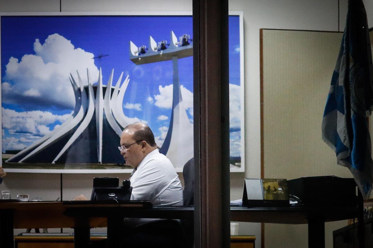 Governador ibaneis Rocha brasilia DF