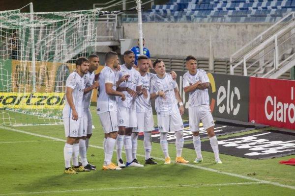 Grêmio vence o Cuiabá
