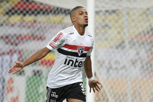Flamengo x São Paulo pela Copa do Brasil
