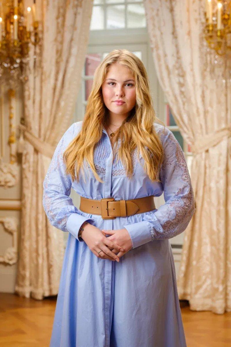 Princesa Catharina Amalia da Holanda